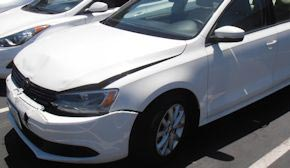 2012 Volkswagen Jetta Repair Story (before)