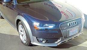 2014 Audi Allroad Quattro Repair Story (after)