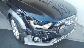 2014 Audi Allroad Quattro Repair Story (before)